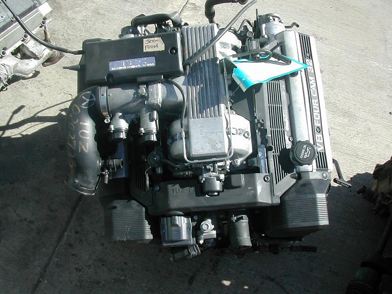 Toyota V8 Engine
