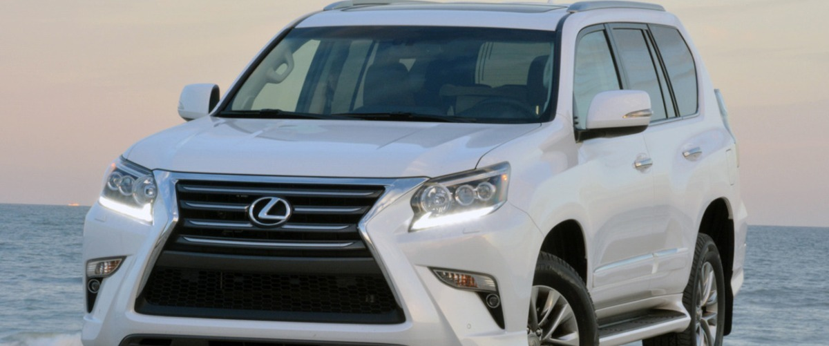 The All New Lexus GX460